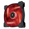 Corsair PC case fan Air Series SP140 RED LED  140mm  3pin