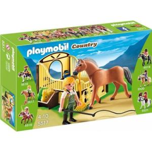 Playmobil 5517 Fjordi ló