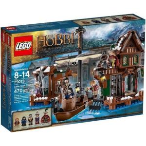 LEGO Hobbit Lake-town hajsza 79013