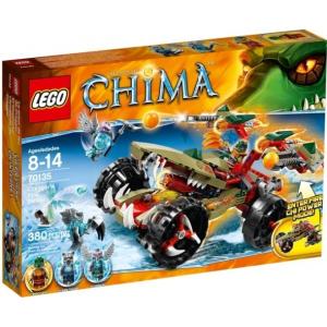 LEGO CHIMA Cragger tűzvetője 70135