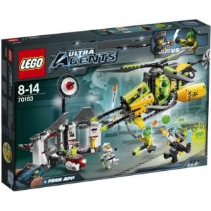 LEGO Ultra Agents Toxikita toxikai olvadása 70163
