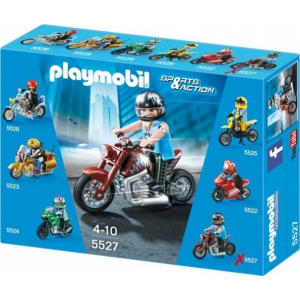 Playmobil 5527 Muscle Bike