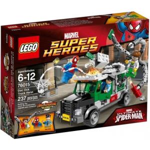 LEGO Super Heroes 76015 Spiderman: Doc Ock Truck Heist