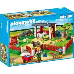 Playmobil Kifutó az állatoknak 5531