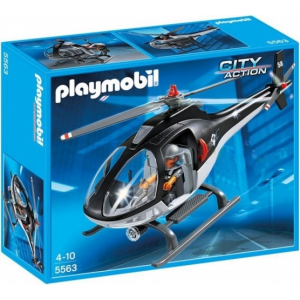 Playmobil Helikopter - 5563