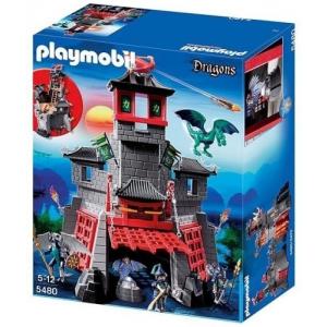 Playmobil Rejtélyes sárkány erőd - 5480