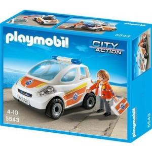 Playmobil Első segély kocsi 5543