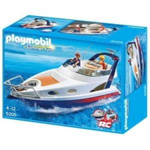Playmobil Luxus hajó - 5205
