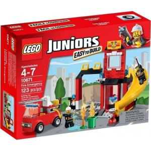 LEGO JUNIORS Tűzoltóság 10671