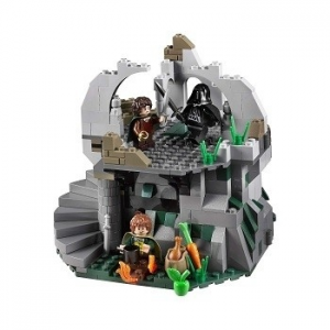 LEGO Lord of the Rings - Támadás Weathertop ellen 9472