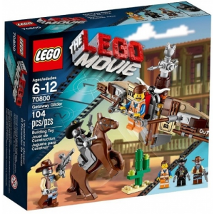 LEGO Movie 70800 -Menekülõ sikló