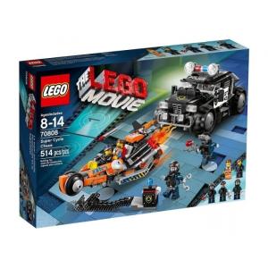 LEGO The Movie 70808 Üldözés két keréken