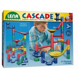 LENA Golyópálya építő, 41 részes LENA 65292