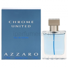 Azzaro Chrome United EDT 30 ml parfüm és kölni