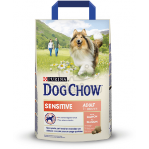 Dog Chow Adult Sensitive Salmon 2,5 kg