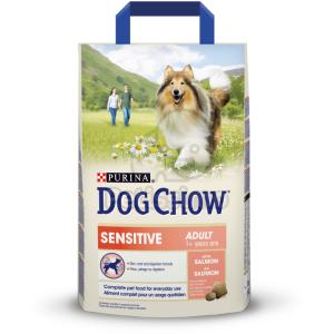 Dog Chow Adult Sensitive Salmon 2,5 kg