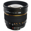 Samyang 85mm f/1.4 AS IF UMC (Nikon) (AE)