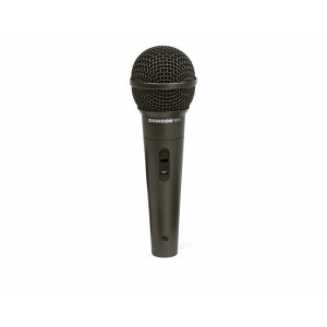 Samson Technologies SAMSON R31S XLR microphone   hypercardioid  On/Off switch