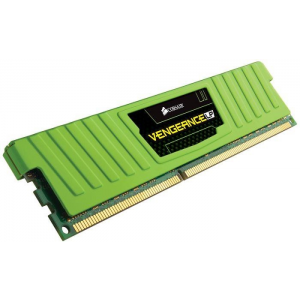 Corsair DDR3 Corsair Vengeance Low Profile Green 8GB (2x4GB) 2133MHz CL11 1.5V
