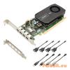 PNY QUADRO NVS 510 2GB GDDR3 nVidia,PCIE,2GB,DDR3,128bit,Aktív hűtés,LP,4xmini DisplayPort