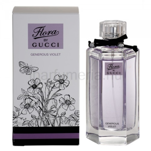 Gucci Flora by Gucci Generous Violet EDT 100 ml
