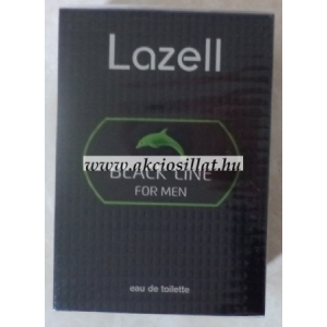 Lazell Black Line Men EDT 100 ml