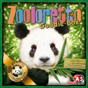Abacus Spiele Zooloretto - Goodie Box