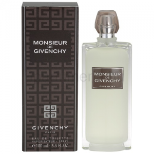 Givenchy Monsieur de Givenchy EDT 100 ml