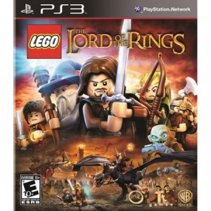 WB Games Lego The Lord of the Rings PS3