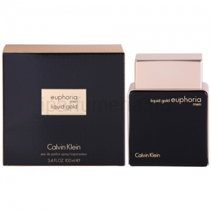 Calvin Klein Euphoria Liquid Gold EDP 100 ml