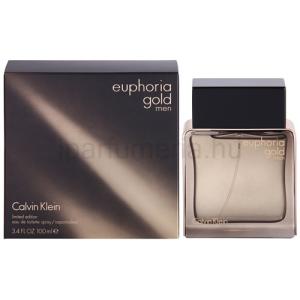 Calvin Klein Euphoria Gold Men EDT 100 ml