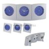 Hőmérő-óra-páratartalommérő