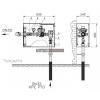 KSZL-100 Fali gáznyomásszabályozó állomás (KHS-100)