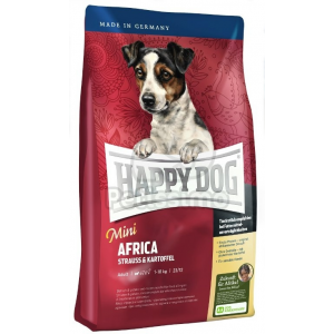 Happy Dog Mini Africa 2 x 4 kg