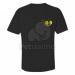 Julius-K9 póló, fekete 4XL (12TK9-4XL)