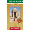 Türkmenisztán térkép - Gizimap