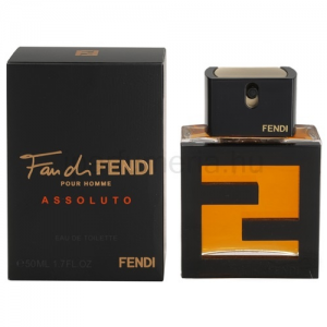 Fendi Fan di Fendi Pour Homme Assoluto EDT 50 ml