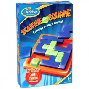 ThinkFun Think Fun Square By Square