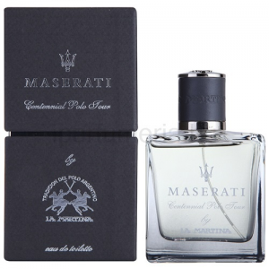 LA MARTINA Maserati Centennial Polo Tour EDT 100 ml