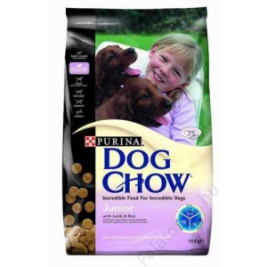 Purina Dog Chow Puppy bárány 14kg 4db