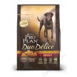 Purina Pro Plan Duo Delice Adult Csirke+Rizs 10kg