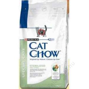 Purina Cat Chow Adult Sterilized 15Kg