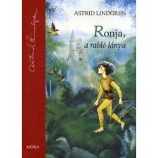 Astrid Lindgren Ronja, a rabló lánya gyermek- és ifjúsági könyv