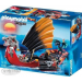 Playmobil Sárkánytestű hadihajó - 5481