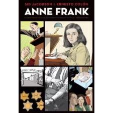 Sid Jacobson, Ernie Colón Anne Frank - Képregény gyermek- és ifjúsági könyv