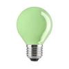 Színes gömb izzó 15W zöld E27 GE/Tungsram
