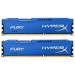 Kingston DDR3 8GB 1866 CL10 HyperX Fury Blue Kit (HX318C10FK2/8)