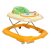 Chicco Band Baby Walker bébikomp - Orange wave