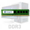 Integral 4GB DDR3-1066 ECC DIMM  CL7 R2 UNBUFFERED  1.5V (IN3T4GEYBGX)