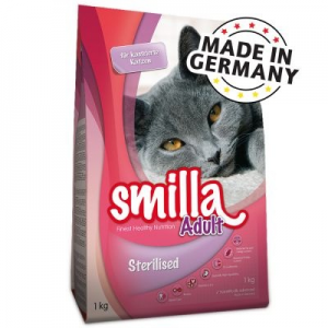 Smilla Adult Sterilised - 4 kg
